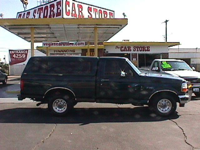 1995 Ford F150 103 WB XLT