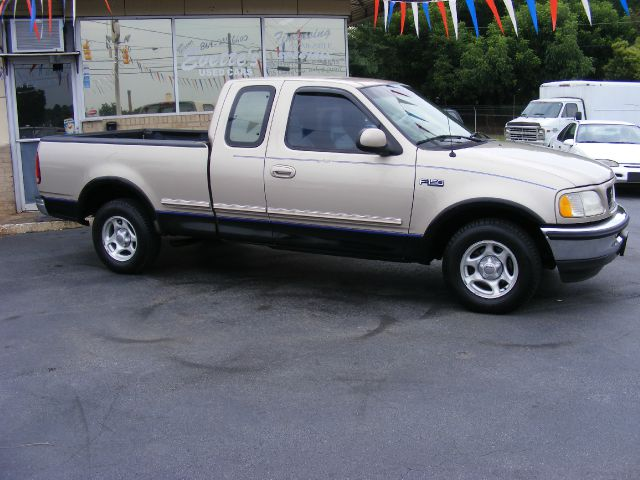 1997 Ford F150 Platinum Edition