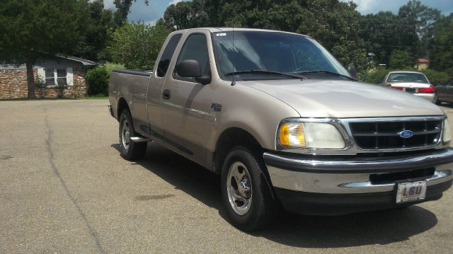 1997 Ford F150 Platinum Edition