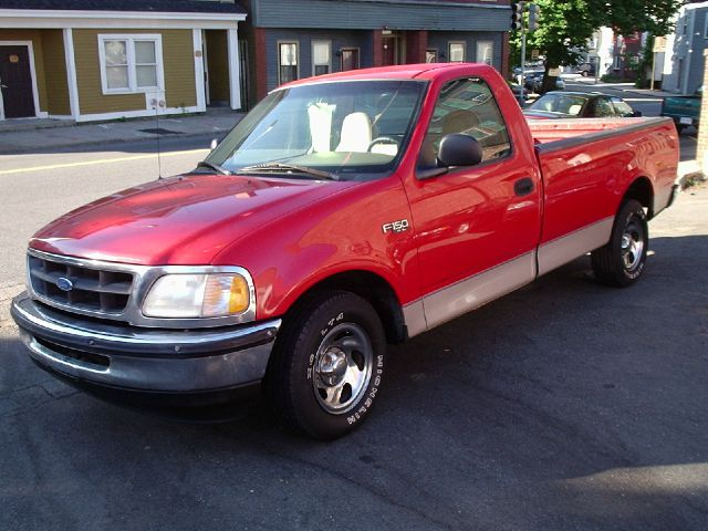 1997 Ford F150 Supercrew-short-limited-nav-22 INCH Rims-1 Owner