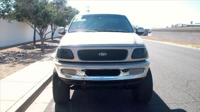 1998 Ford F150 CREW CAB 2WD 143.5wb