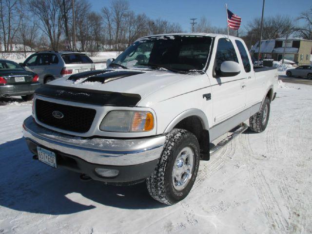 2000 Ford F150 Supercab XL