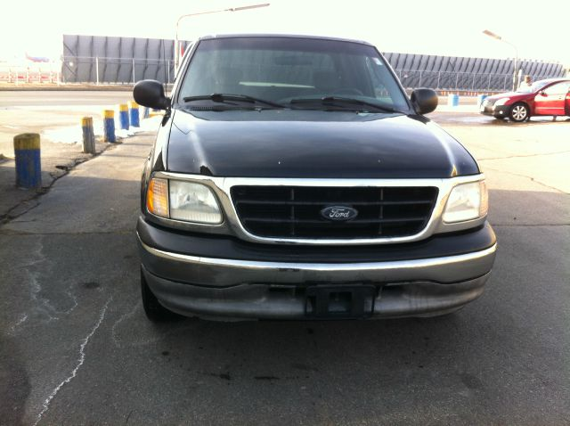 2001 Ford F150 4dr-auto