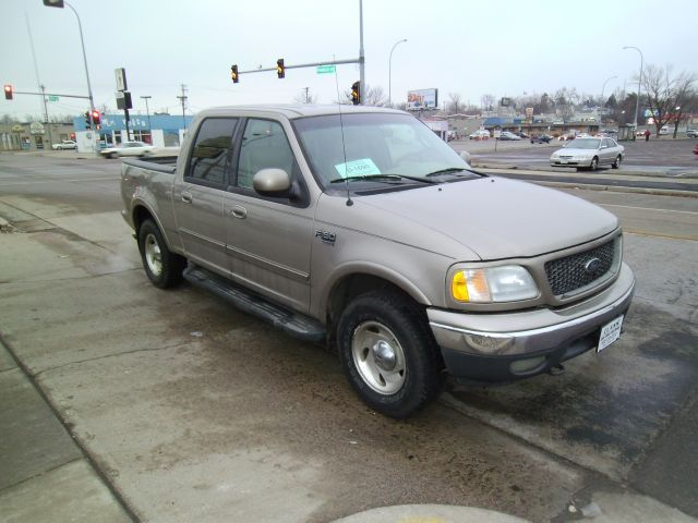 2001 Ford F150 XLT Supercrew Short Bed 2WD
