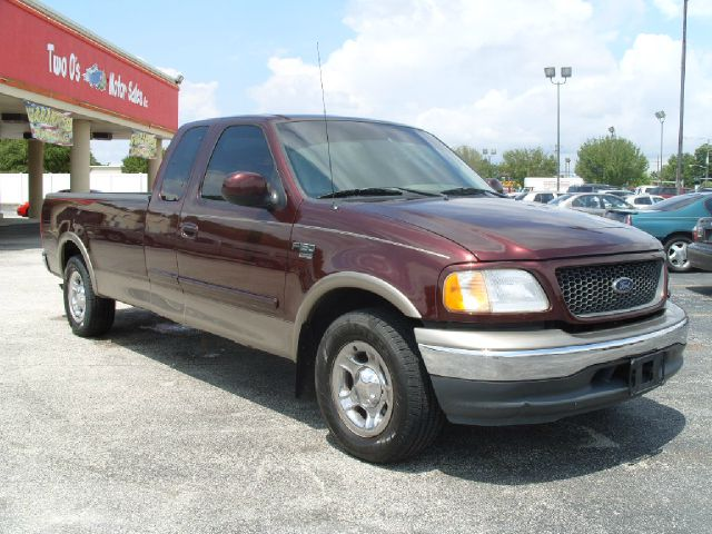 2001 Ford F150 Coupe Sulev