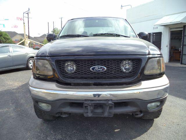 2002 Ford F150 LT Z-71 Crew Cab 4x4