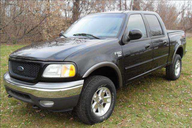 used ford f150 fx4 crew cab 2002 details buy used ford. Black Bedroom Furniture Sets. Home Design Ideas
