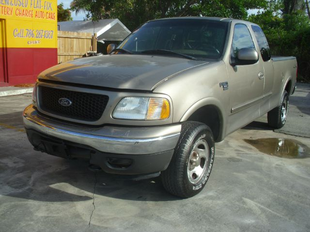 2002 Ford F150 Unknown