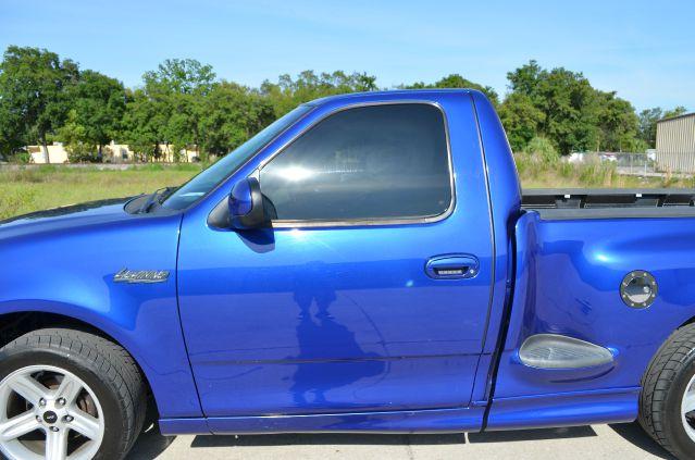 2003 Ford F150 4dr 4-cyl (natl) SUV