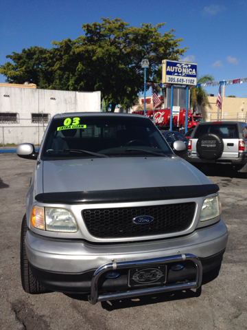 2003 Ford F150 XLT Supercrew Short Bed 2WD