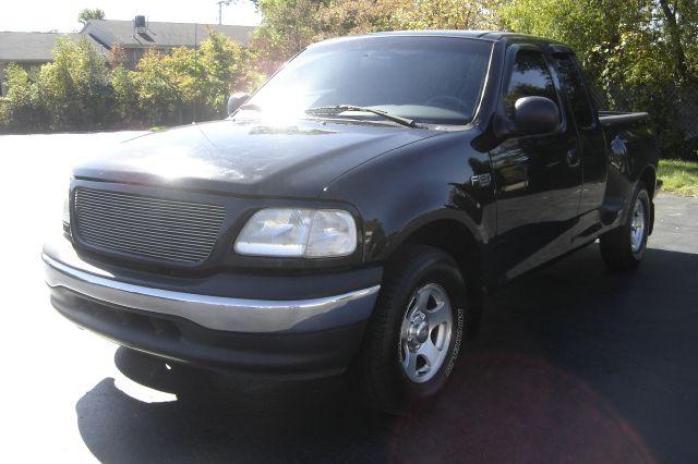 2003 Ford F150 Xlt Supercab Flareside 2wd Details Auburn