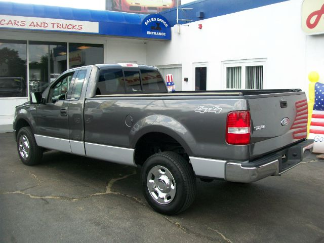 2004 Ford F150 Ext Cab 4WD 4x4