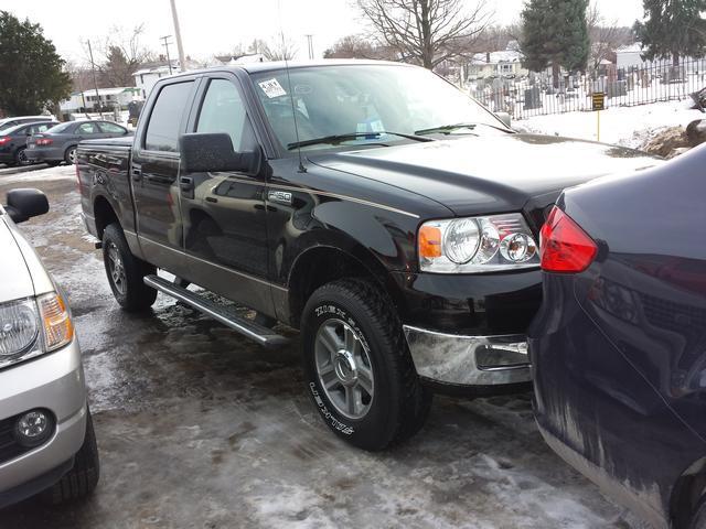 2005 ford f150 xlt details minerva oh 44657 for Loudon motors ford minerva