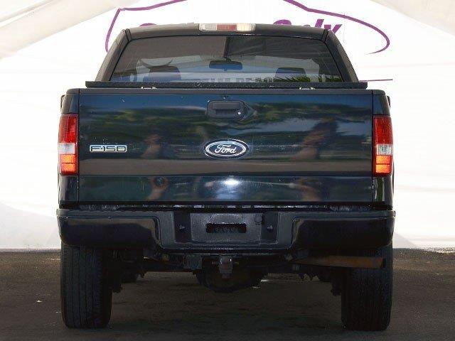 2005 Ford F150 Nav-awd-2 Tv/dvd IN Headrests-quads-third-moon-6 C