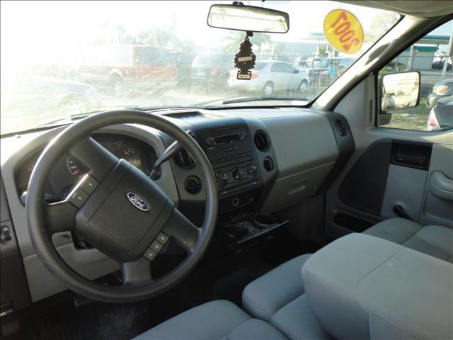 2007 Ford F150 SLE- 4X4