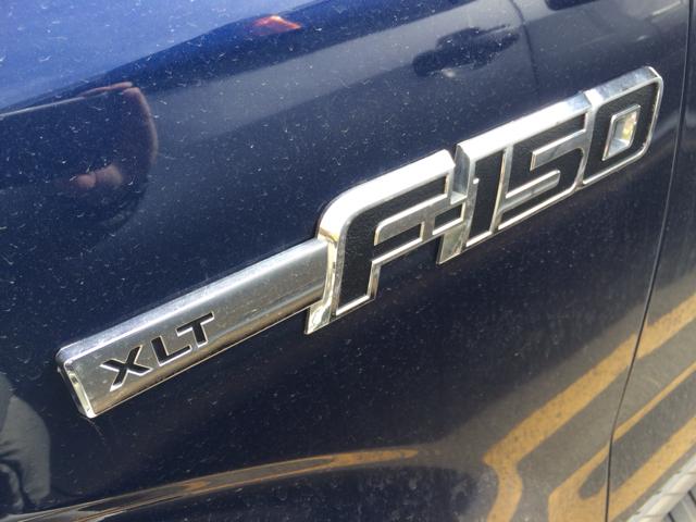 2008 Ford F150 ESi