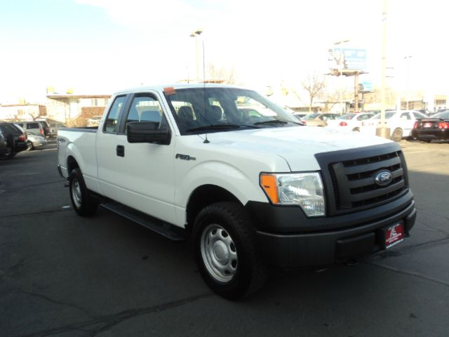 2010 Ford F150 LX V6 Coupe
