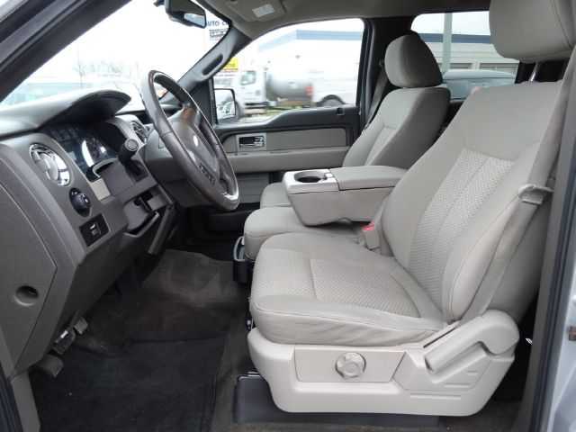 2010 Ford F150 3DR CPE GT