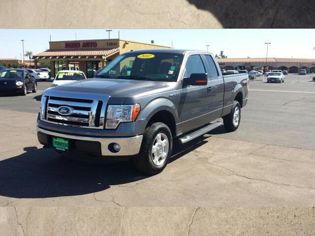 2011 Ford F150 SLT Package 4x4 Z71