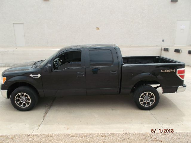 2011 Ford F150 3DR CPE GT