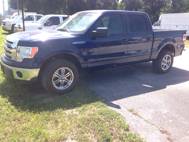 2011 Ford F150 Plus 4WD