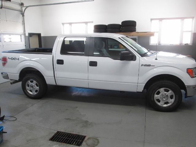 2013 Ford F150 3DR CPE GT