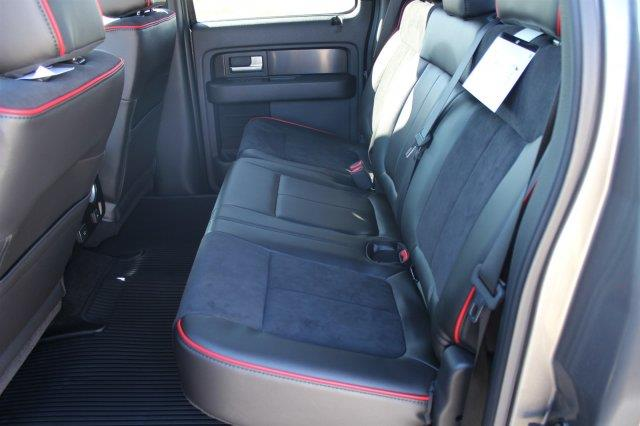 2013 Ford F150 EXT CAB 4WD 143.5wb