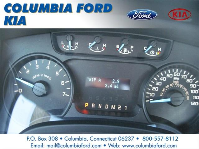 2013 Ford F150 Unknown