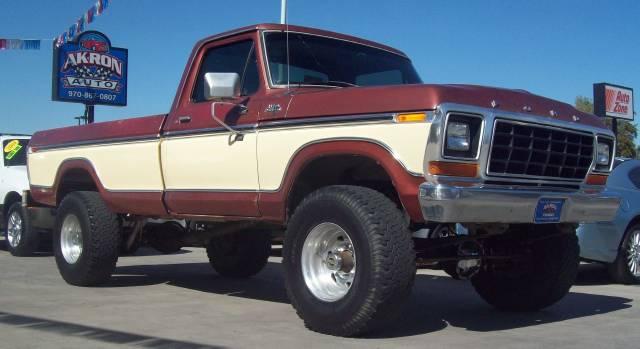 Ford f250 xlt lariat 1979 details buy used ford f250 xlt lariat 1979