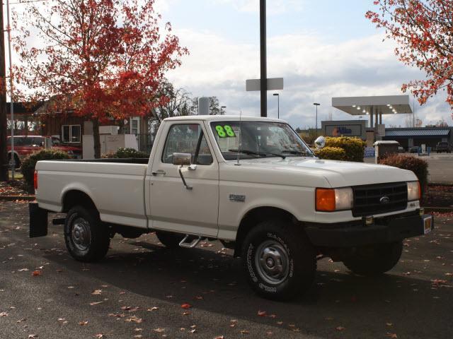 Used Ford F250 Custom Reg Cab 1988 Details Buy Used Ford