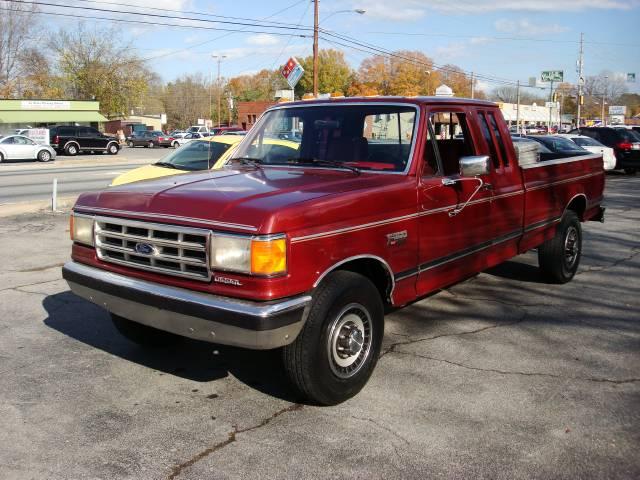 1988 ford f250 xlt lariat ext cab details rome ga 30165. Black Bedroom Furniture Sets. Home Design Ideas