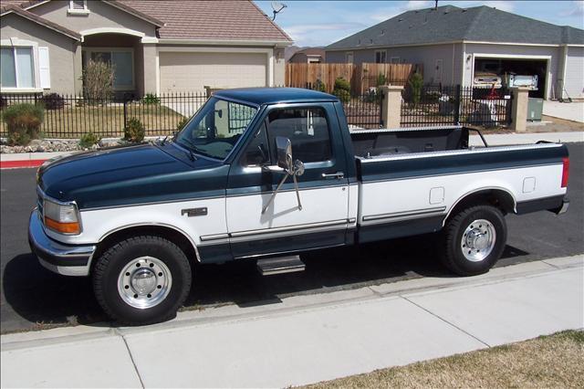 1996 Ford F250 ESi