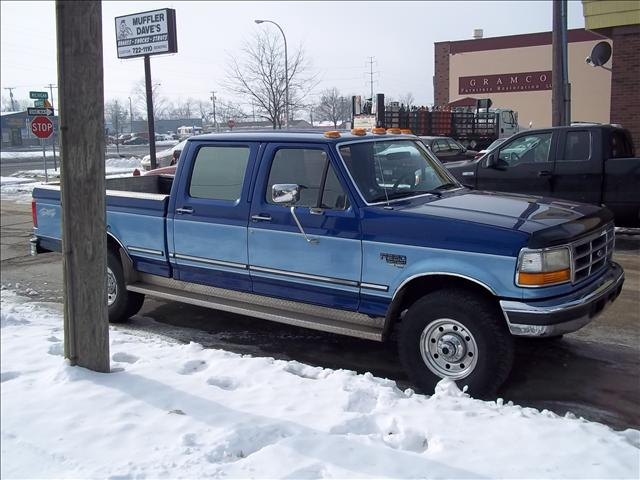 Ford F250 Powerstroke Crew Cab For Sale ~ 1997 f350 4x4 crew cab