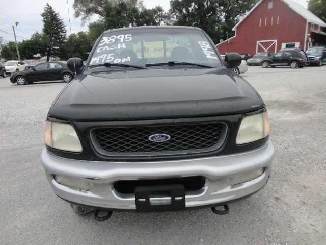 1998 Ford F250 1-own ROOF WING Htdseat WARR 38K MI