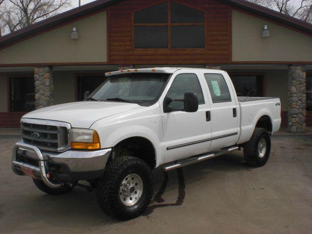 2000 Ford F250 Ex/lx/sx