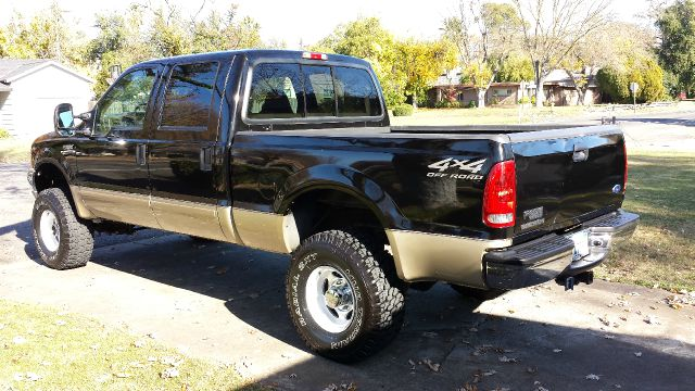 2001 Ford F250 4dr Sdn Evolution Manual