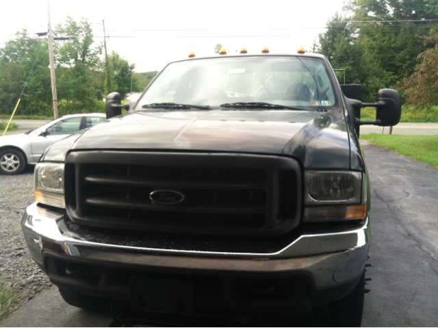 2004 Ford F-550 LT 4x4 Regular Cab Short Box