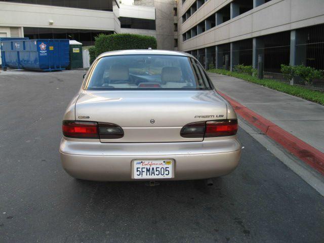 1995 Geo Prizm Crew Cab Amarillo 4X4