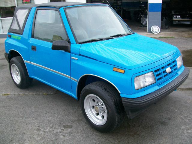 1991 Geo Tracker 4dr 2.9L Twin Turbo AWD SUV