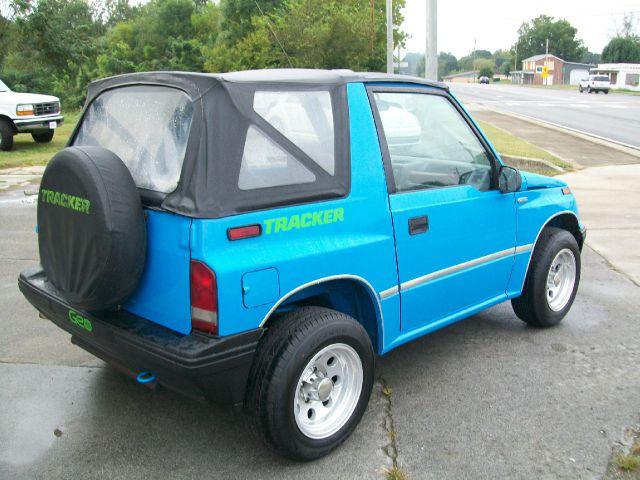 1991 Geo Tracker 4dr 2.9L Twin Turbo AWD SUV