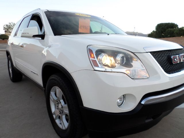 2008 GMC Acadia XLT Lariat 5th Wheel