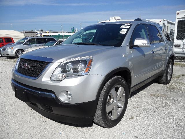2010 GMC Acadia LX Wagon 4D