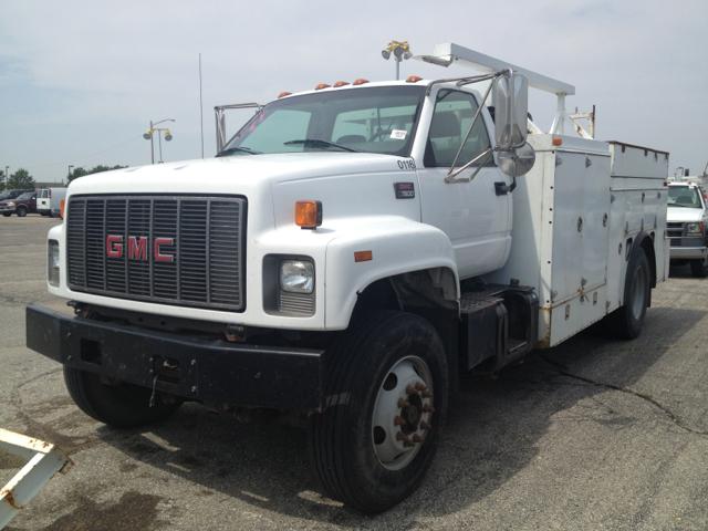 1999 GMC C7500 Xltcrew
