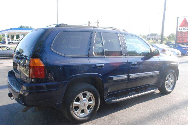 2002 GMC Envoy 4x4 Crew Cab LE
