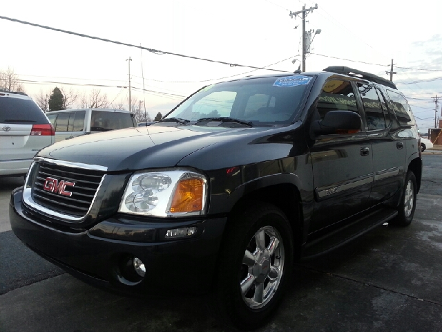 2004 gmc envoy ls 2500 hd details greensboro nc 27409. Black Bedroom Furniture Sets. Home Design Ideas