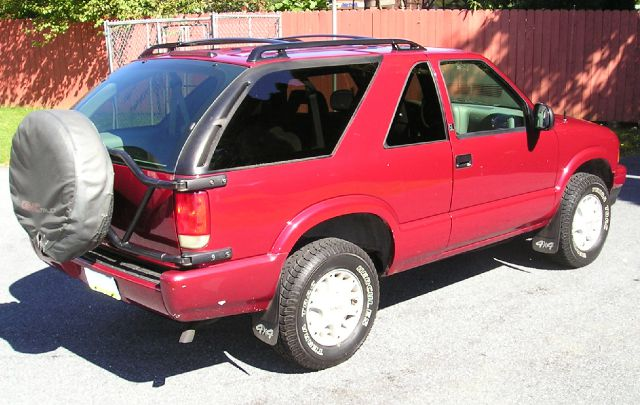 1995 GMC Jimmy EX Manual 2WD