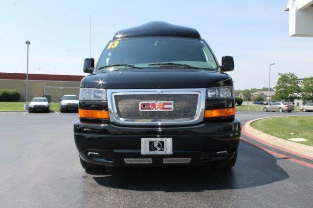 2013 GMC Savana Cargo Eddie Bauer/limited/xl/xls/xlt