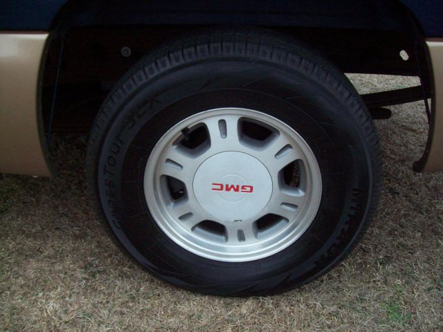 1999 GMC Sierra 1500 California PKG