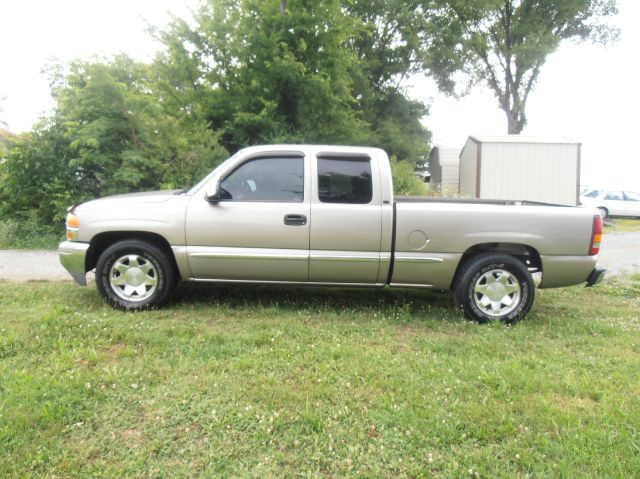 2001 GMC Sierra 1500 X Willys