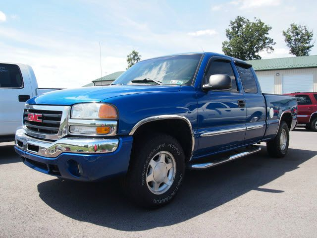 2003 GMC Sierra 1500 4dr 2.9L Twin Turbo AWD W/3rd